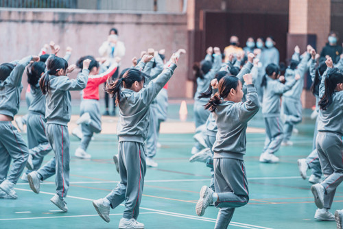 2020/2021 Primary Sports Day