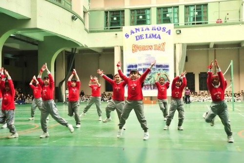 11 March 2010 Primary Sports Day