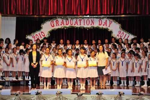 25 June 2011 Graduation Day Primary School