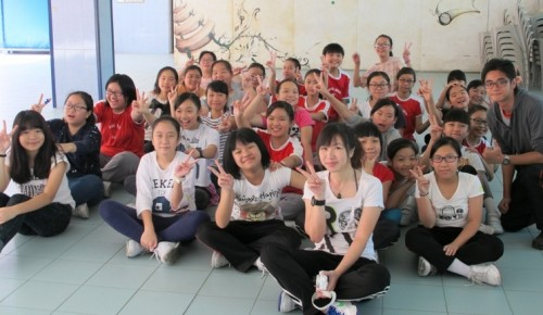 Macau Don Bosco Camp 1
