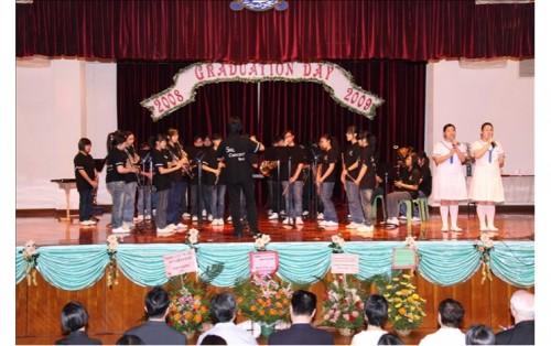 20 June 2009 Graduation Day Primary School