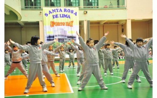 10 March 2011 Primary Sports Day