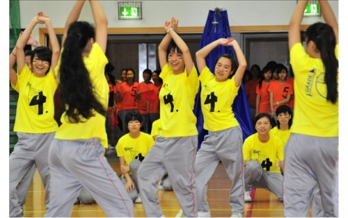 11 March 2011 Secondary Sports Day