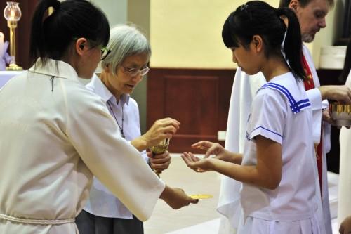 School Feast Day Celebration 2013