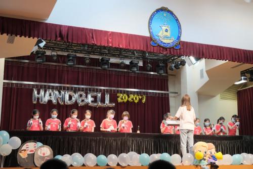 Handbell Choir Performance