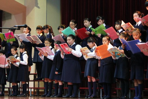 9 March 2013 Primary Choir Day