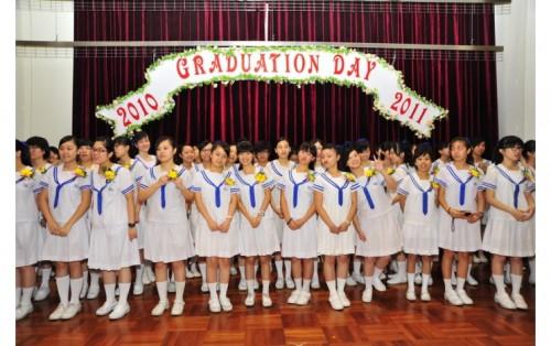 26 June 2011 Graduation Day High School