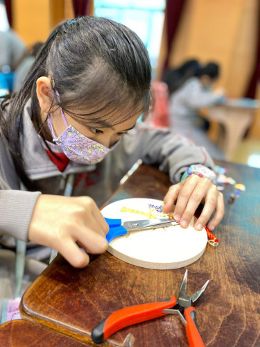 PTA Workshop – DIY Chinese New Year Ornaments